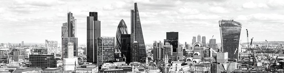 mono london cityscape